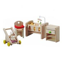 Plan Toys POPPENHUIS - CRÈCHE