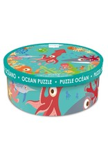 Scratch Europe PUZZEL - OCEAAN - 100ST