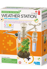 4M Kidzlabs GREEN SCIENCE - WEERSTATION