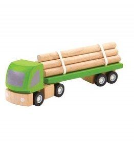 Plan Toys VRACHTWAGEN VOOR BOOMVERVOER