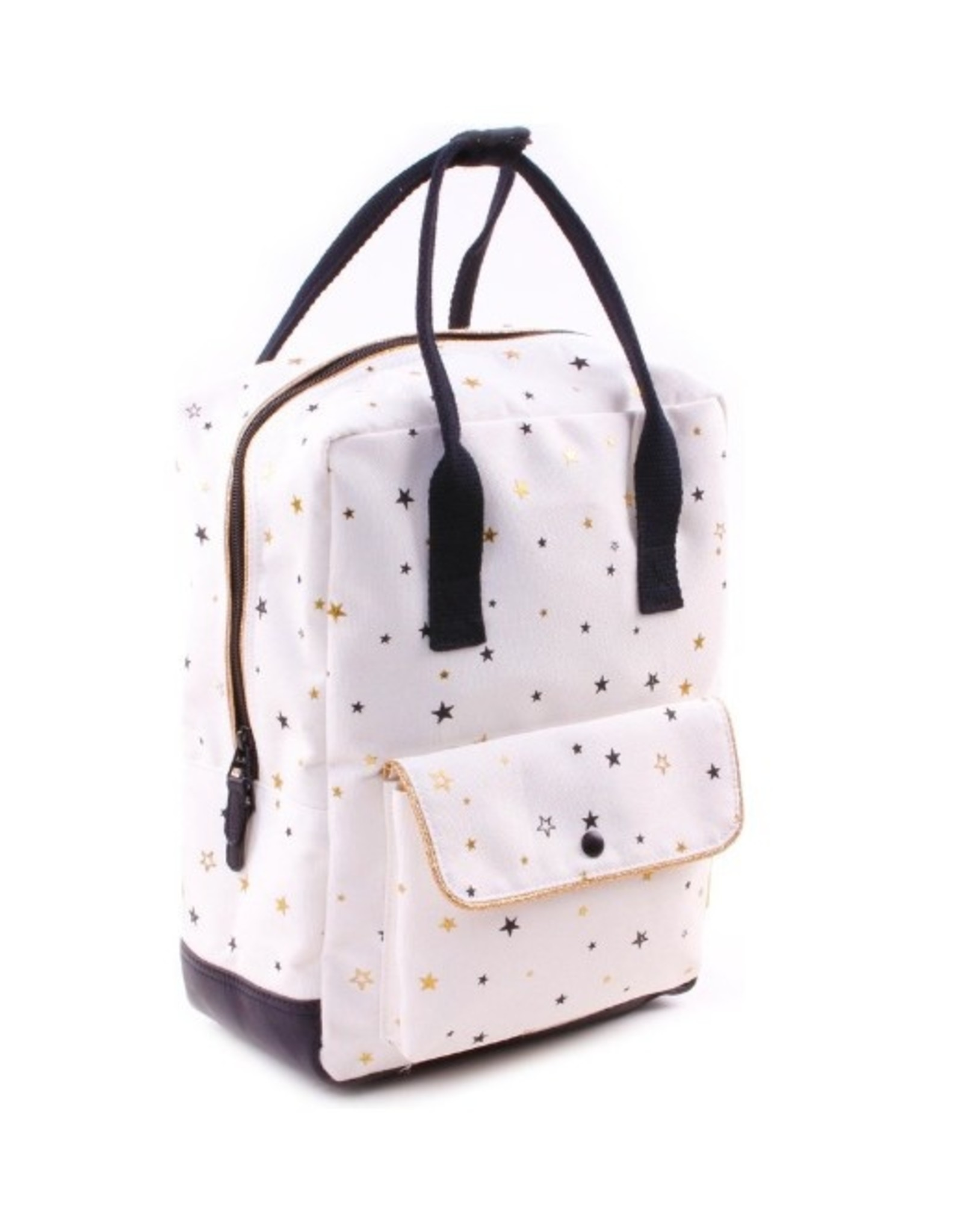Kidzroom BLACK & GOLD - STARS - BOXY MODEL