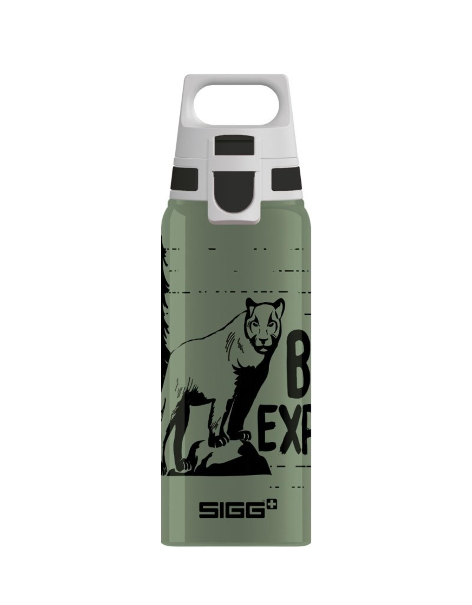 Sigg DRINKFLES - BRAVE MOUNTAIN LION - 0,5L