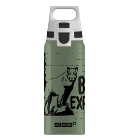 Sigg DRINKFLES - BRAVE MOUNTAIN LION - 0,5L