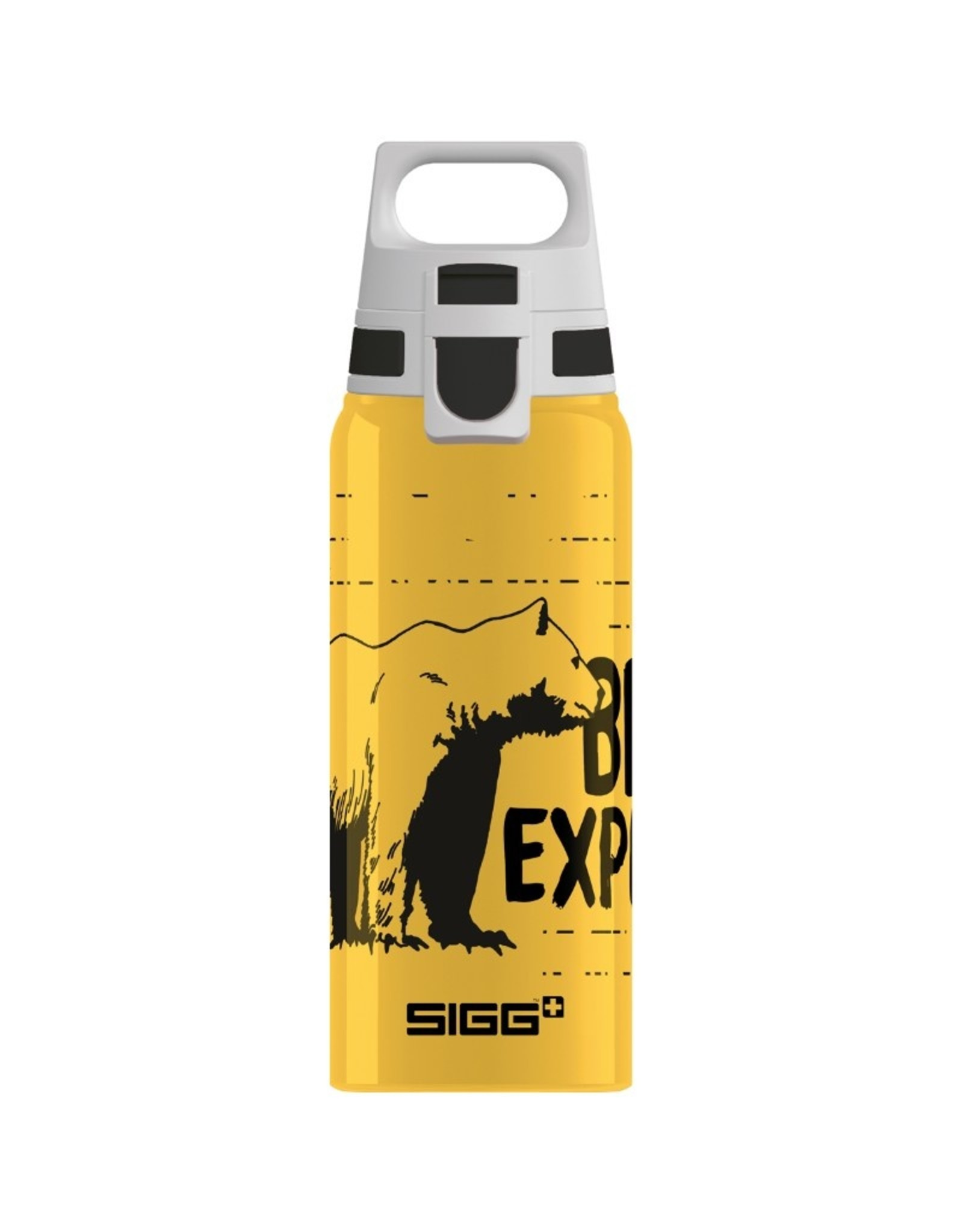 Sigg DRINKFLES - BRAVE BEAR - 0,5L