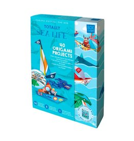 Box Candiy TOTALLY SEA LIFE - ORIGAMI - HET ZEELEVEN