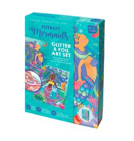 Box Candiy TOTALLY MERMAIDS - GLITTER EN FOLIE - ZEEMEERMINNEN