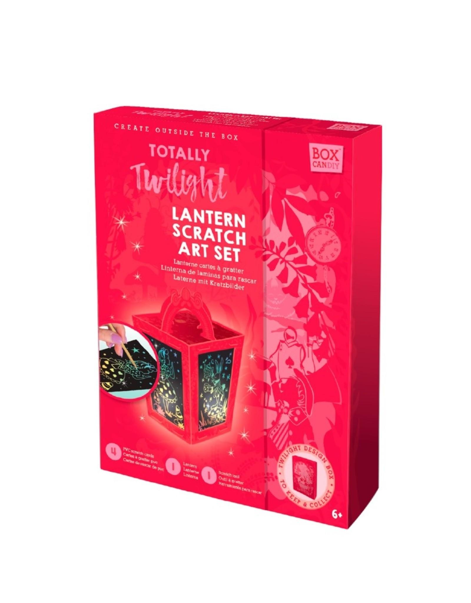 Box Candiy TOTALLY TWILIGHT - KRASKAARTEN - LANTAARN