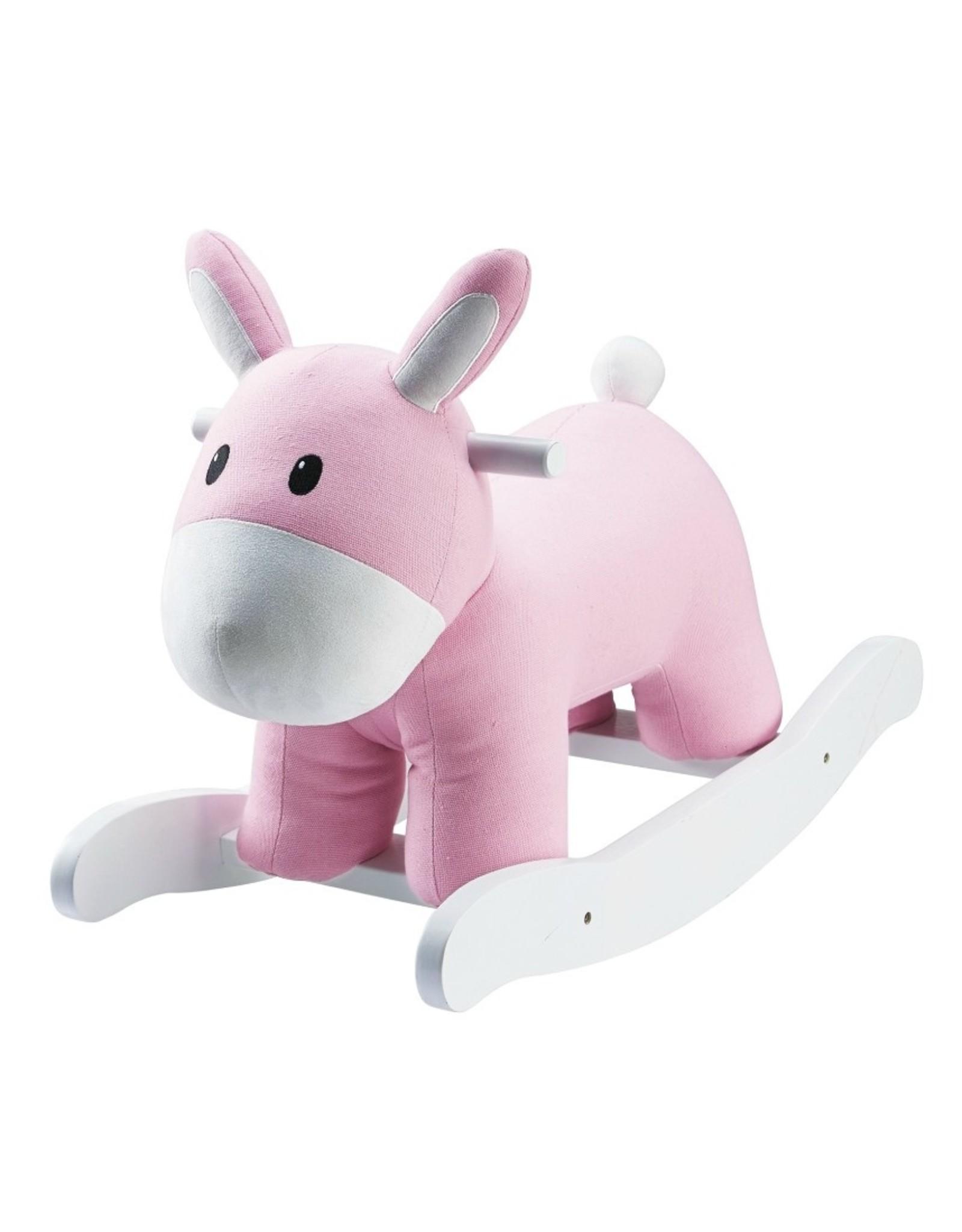 Kid's Concept Kid's Concept - ROCKING HORSE - ROSE