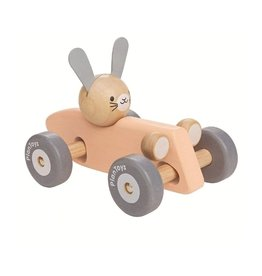 Plan Toys BUNNY RACEWAGEN