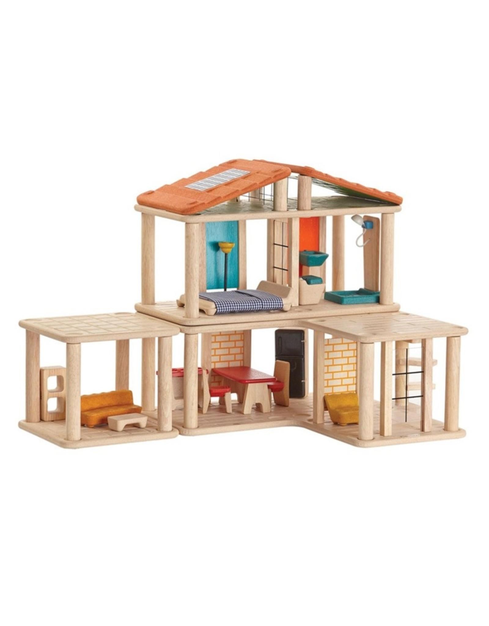 Plan Toys CREATIEF POPPENHUIS