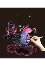 Avenir SCRATCHBOEK - MAGISCHE WERELD