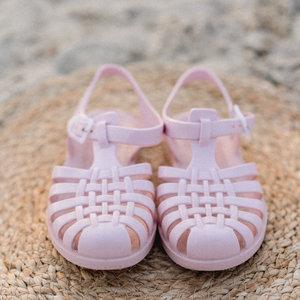 Méduse Meduse | Waterschoenen Sun pastel roze