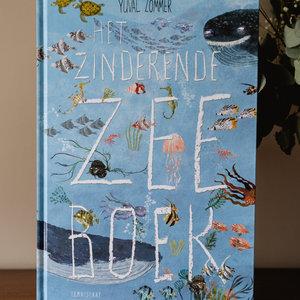Boeken Het Zinderende Zee Boek - Yuval Zommer