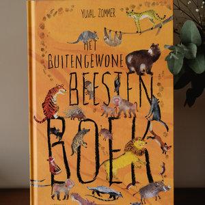Boeken Het Buitengewone Beesten Boek - Yuval Zommer