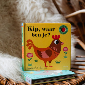 Boeken Kip, waar ben je? Flapjesboek