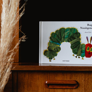 Boeken Rupsje Nooitgenoeg | Hardcover boekje