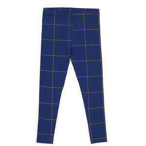 Say Please Legging blauwe ruit