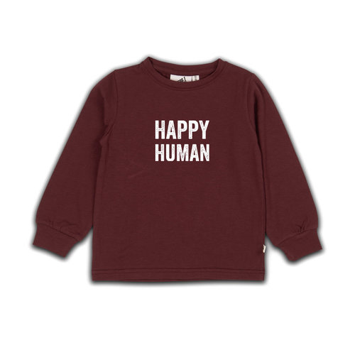 Cos i said so Cos i said so | Sweater Happy Human | Zinfandel
