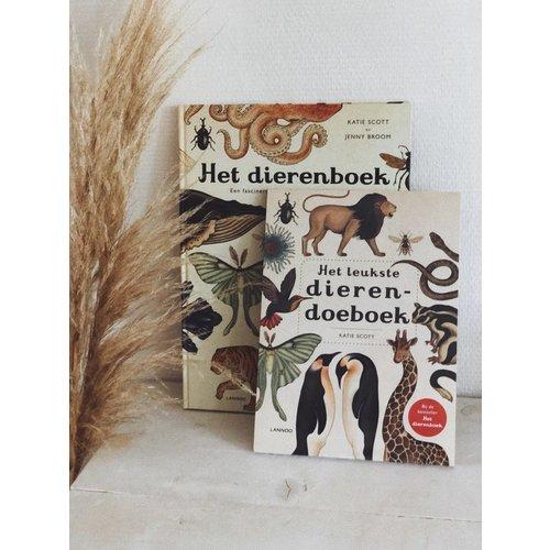 Boeken Het leukste dierendoeboek