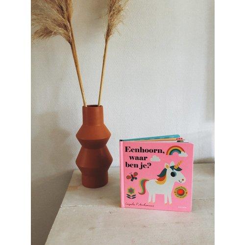 Boeken Eenhoorn, waar ben je? Flapjesboek