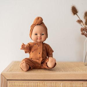 Bonjour Little Bonjour Little | Poppen outfit | Dots Nut
