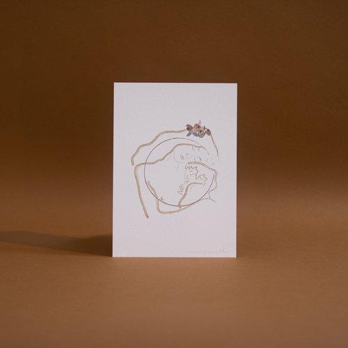 Naomi Noelle MOM | Illustratie van Naomi Noelle