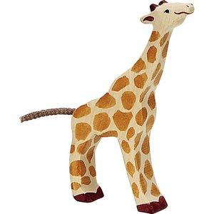 Holztiger Holztiger | Giraf klein etend | 8680157