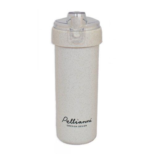 Pellianni Eco-friendly drinkfles (naturel)