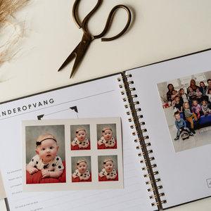 House of Products Schoolfotoboek | Linnen Ivory