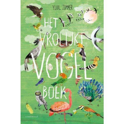 Boeken Het Vrolijke Vogel boek - Yuval Zommer