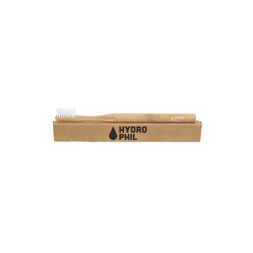 Hydrophil Hydrophil   Bamboe tandenborstel medium (volwassenen)