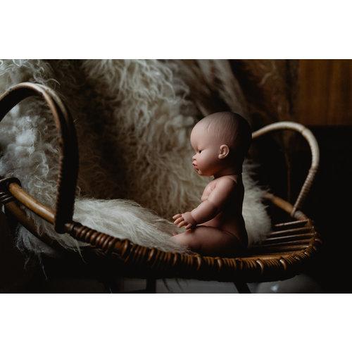 Paola Reina Paola Reina | Gordi Babypop Jongen - Aziatisch