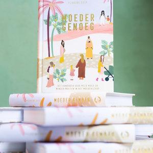 The Mompany 'Moeder Genoeg' boek - Florine Duif