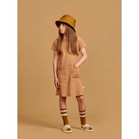 Mainio | Wafel jurk | Toasted nut