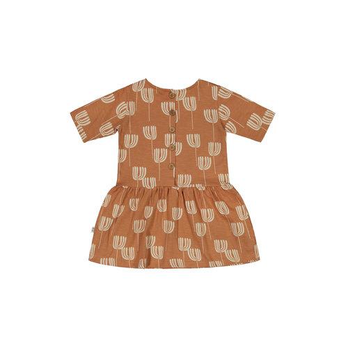 Mainio Mainio | Tulip dress | Jurkje met tulpen