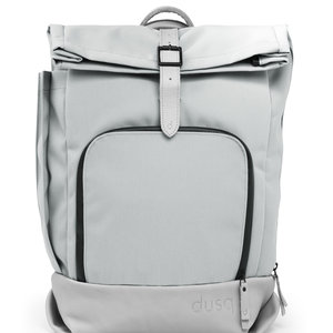 Dusq Dusq | Family bag | Canvas | Cloud grey