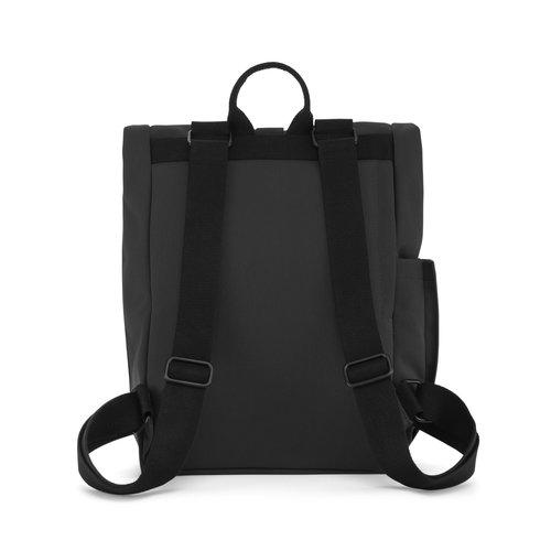 Dusq Dusq | Vegan bag | Canvas | Night black