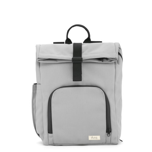 Dusq Dusq | Vegan bag | Canvas | Cloud grey
