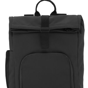 Dusq Dusq | Vegan bag | Canvas | Night black