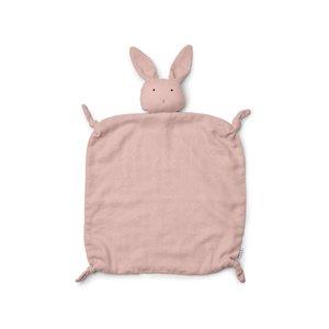 Liewood Liewood | Agnete knuffeldoek | Rabbit rose