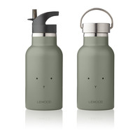 Liewood | Anker thermofles | Rabbit faune green