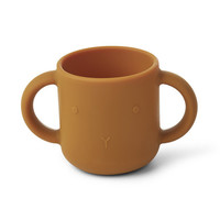 Liewood | Gene silicone cup | Drinkbeker Rabbit yellow