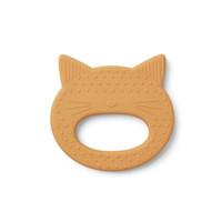 Liewood | Geo bijtring | Cat yellow
