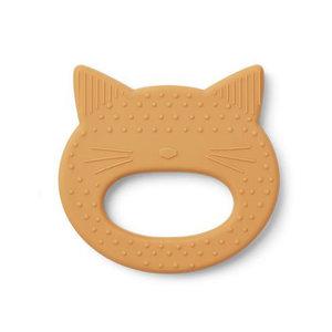 Liewood Liewood | Geo bijtring | Cat yellow