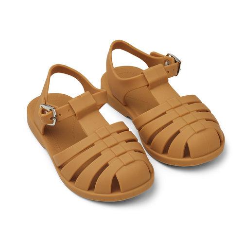 Liewood Liewood | Bre sandals | Waterschoenen mosterd geel