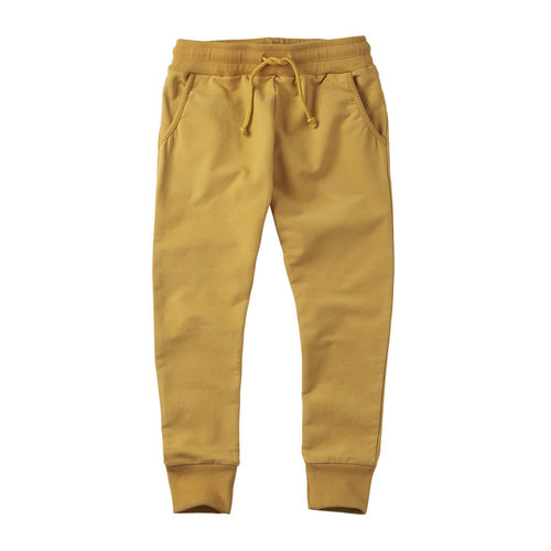 Mingo kids Mingo | Slim fit jogger Spruce Yellow