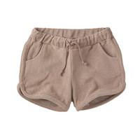 Mingo   Retro shorts Fawn