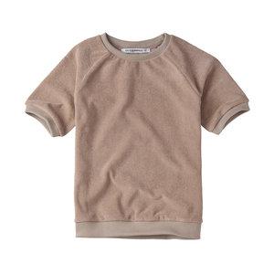 Mingo kids Mingo | Terry t-shirt Fawn