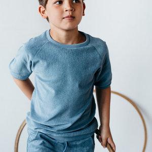 Mingo kids Mingo | Terry t-shirt Stone