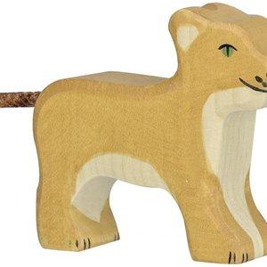 Holztiger Holztiger | Leeuw, welp staand |  8680141
